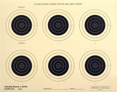 rifle targets